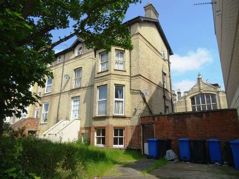1 Bedroom Property for sale in Clarkson Street, Ipswich