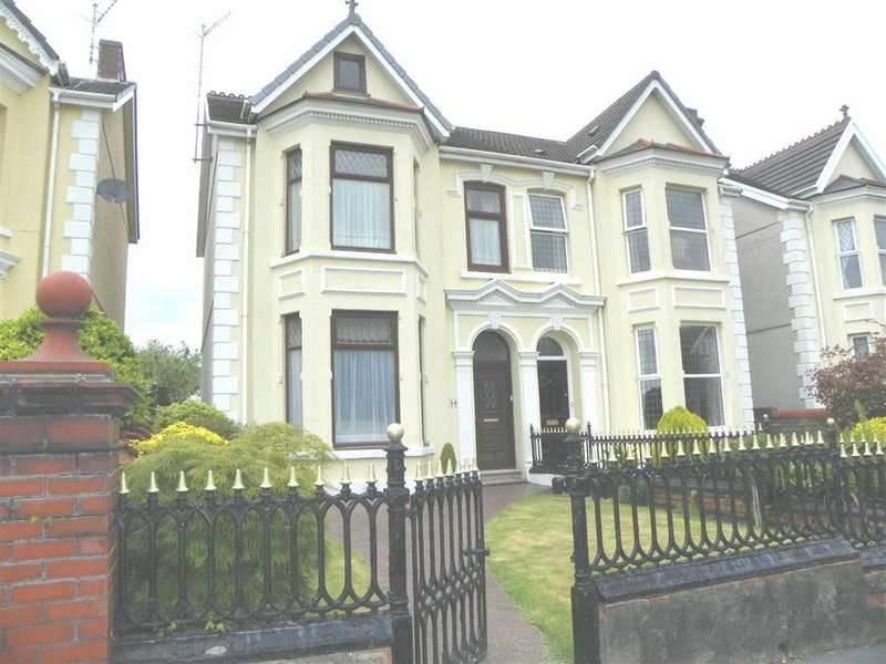 4 Bedrooms Property for sale in Queen Victoria Road, Llanelli