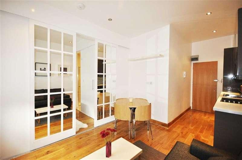 1 Bedroom Flat for sale in Salusbury Road, Queens Park, London, NW6