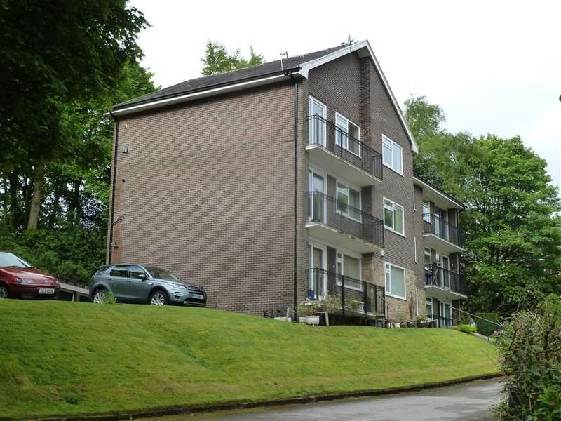 2 Bedrooms Property for sale in Lark Mews, The Nook, SADDLEWORTH, OL3