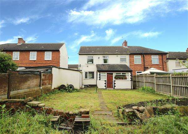 2 Bedrooms Semi Detached House for sale in East Street, Havercroft