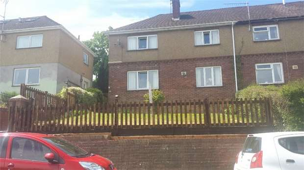 3 Bedrooms Semi Detached House for sale in Penywain Road, Wainfelin, Pontypool, Torfaen