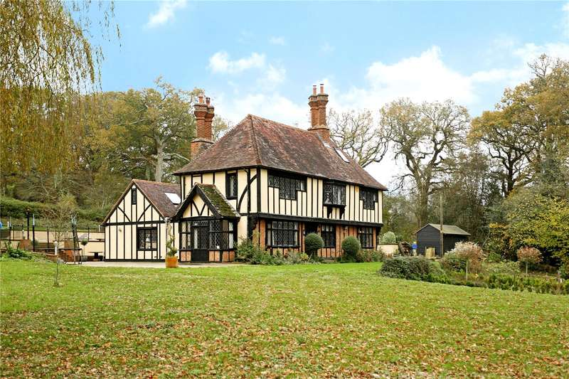 7 Bedrooms Detached House for sale in Cowfold Road, West Grinstead, Horsham, West Sussex, RH13