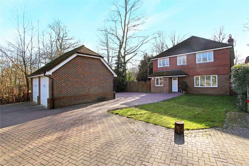 4 Bedrooms Detached House for sale in Mill House, The Ride, Ifold, Billingshurst, RH14