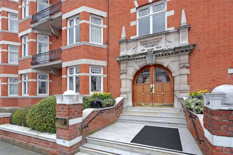 3 Bedrooms Flat for sale in Abingdon Court, Abingdon Villas, London, W8