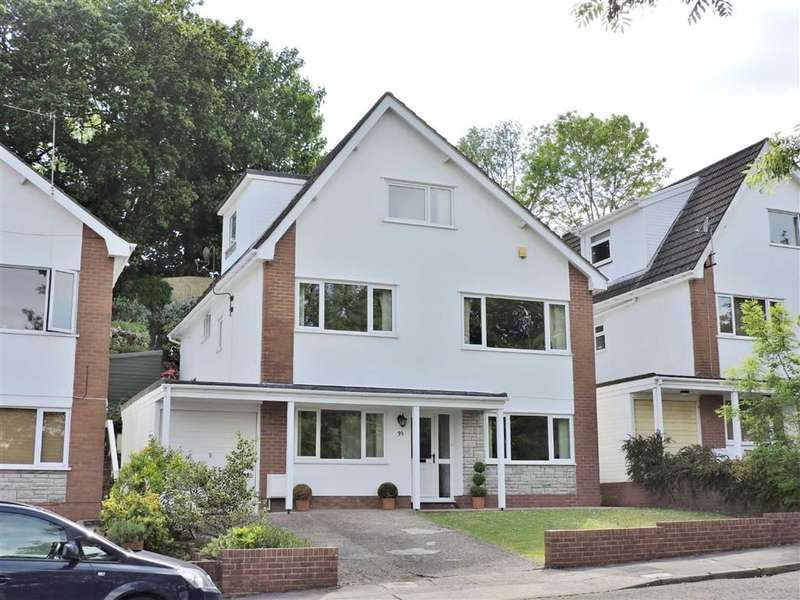 4 Bedrooms Detached House for sale in Southerndown Avenue, Mayals