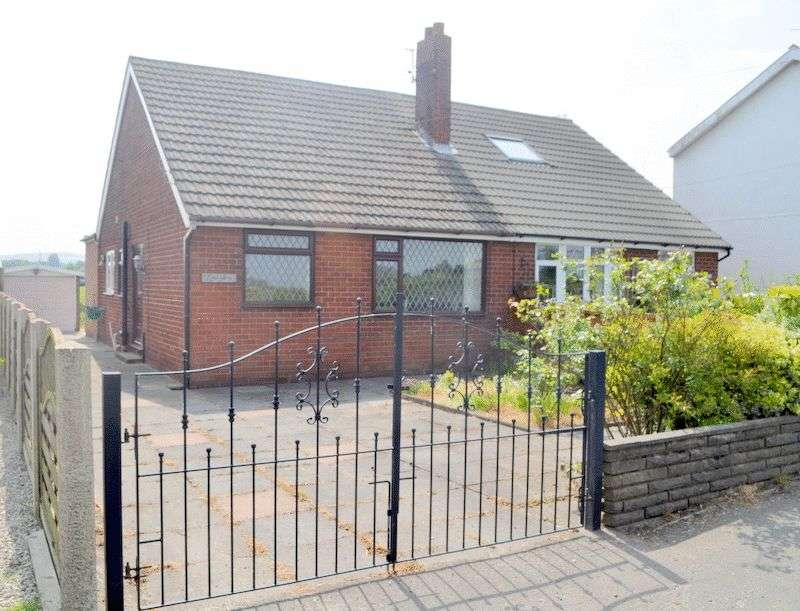 2 Bedrooms Bungalow for sale in Lindisfarne, Hoscar Moss Road, Ormskirk