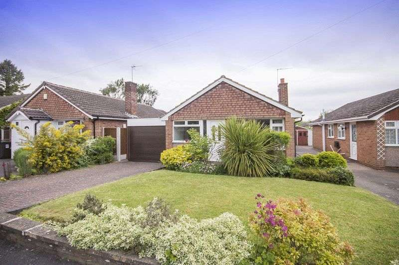 2 Bedrooms Detached Bungalow for sale in ADELAIDE CLOSE, MICKLEOVER