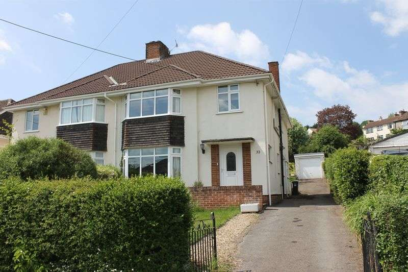 4 Bedrooms Semi Detached House for sale in Glebe Road, Long Ashton