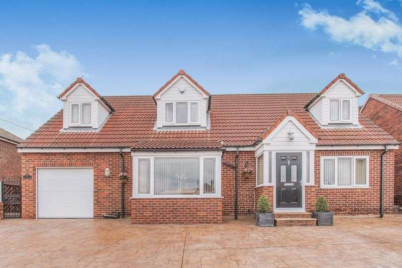 4 Bedrooms Detached Bungalow for sale in Nunns Lane, Featherstone