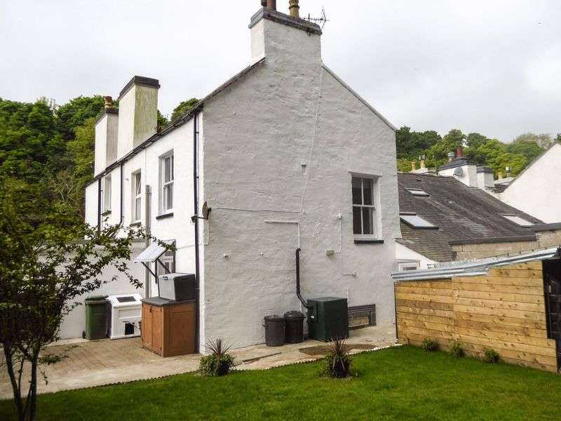 2 Bedrooms Cottage House for sale in Glen Road, Isle Of Man
