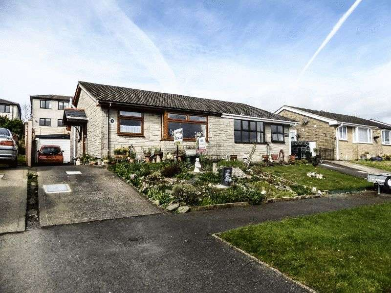 2 Bedrooms Semi Detached Bungalow for sale in Ballaquark, Isle Of Man
