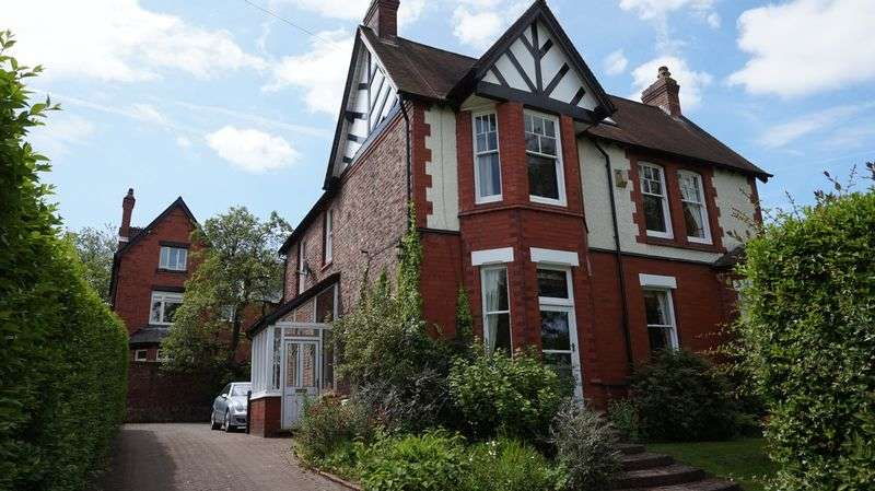 6 Bedrooms House for sale in Dane Bank Road, Lymm