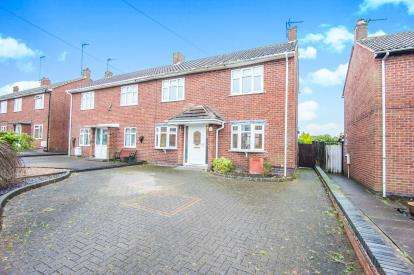 3 Bedrooms Semi Detached House for sale in Nethersole Street, Polesworth, Tamworth, Warwickshire