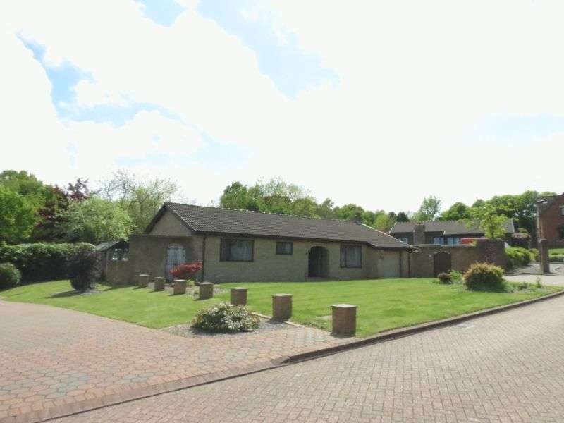 3 Bedrooms Detached Bungalow for sale in Marwood Grove, Peterlee