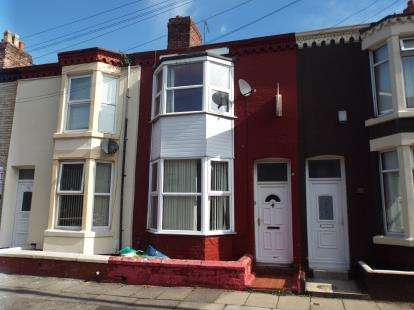 2 Bedrooms Terraced House for sale in Esmond Street, Liverpool, Merseyside, L6