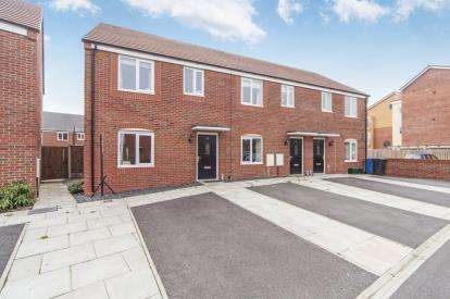2 Bedrooms End Of Terrace House for sale in Ottawa Gardens, Warrington, Cheshire, WA4