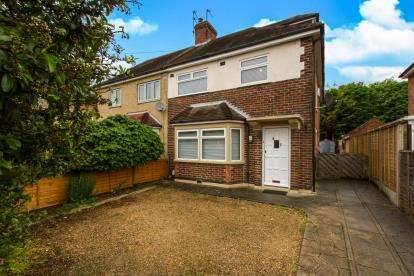 4 Bedrooms Semi Detached House for sale in Cranmer Road, Cowley, Oxford, United Kingdom