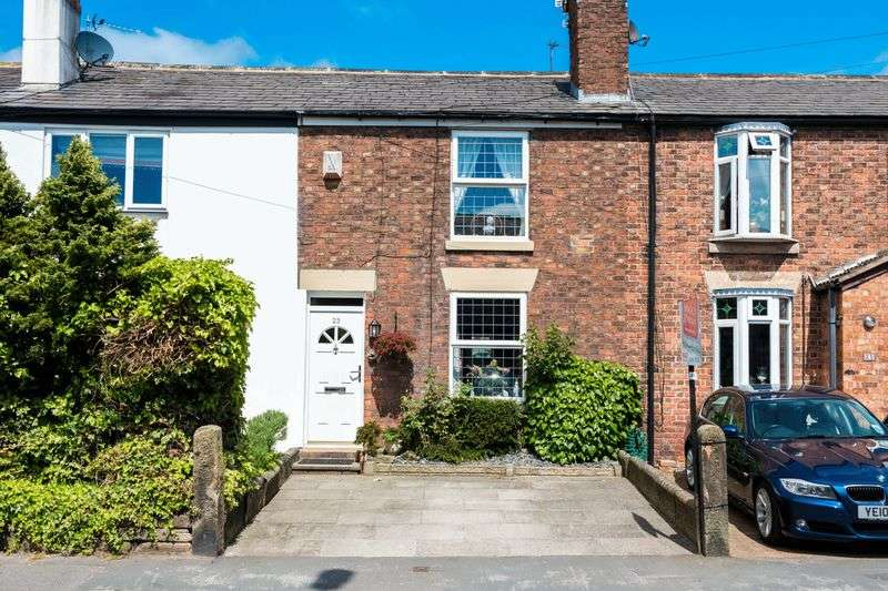 2 Bedrooms Terraced House for sale in Wigan Road, Westhead