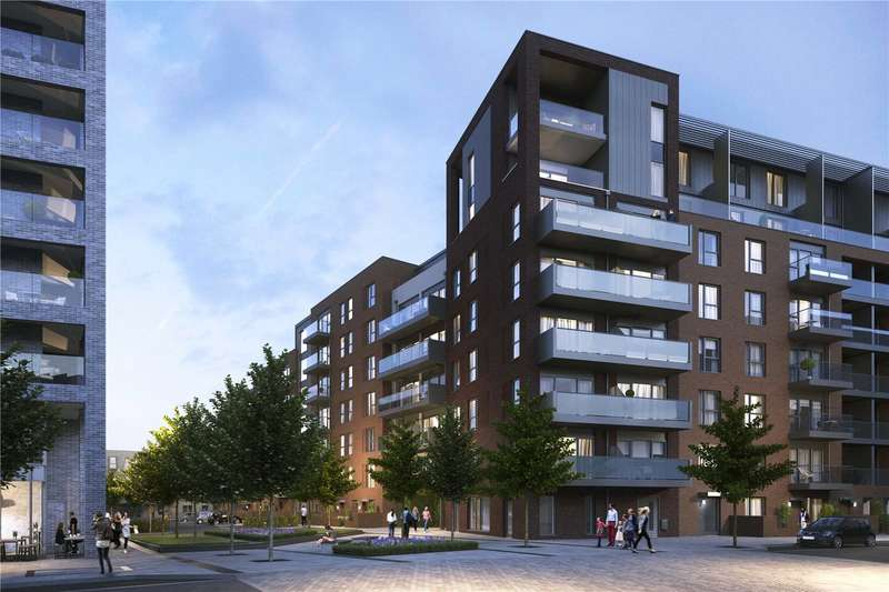 2 Bedrooms Flat for sale in Singapore Road, Ealing, W13