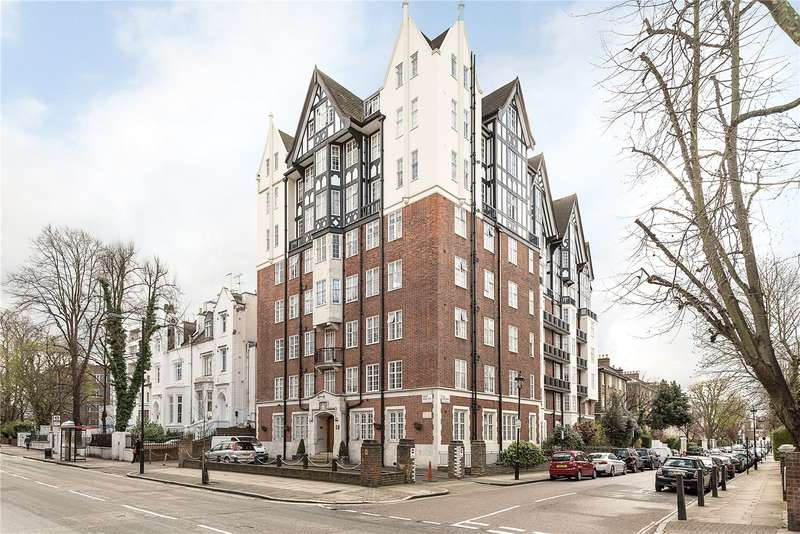 1 Bedroom Flat for sale in Mortimer Court, Abbey Road, St Johns Wood, London, NW8