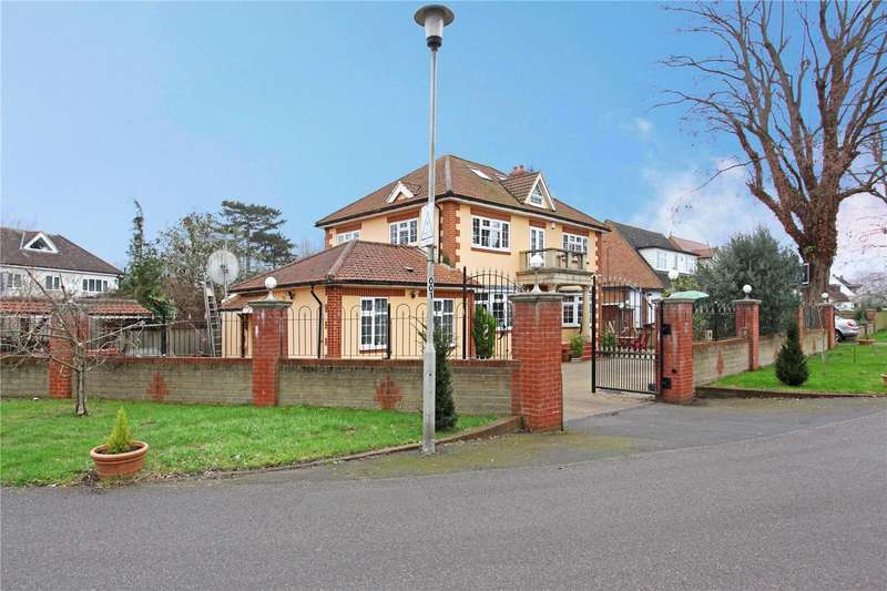 5 Bedrooms Detached House for sale in Park Avenue, Wraysbury, Berkshire, TW19