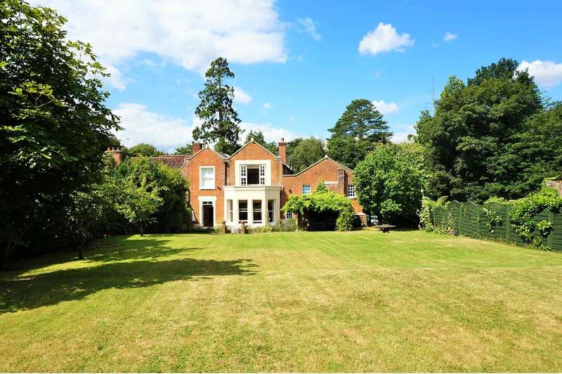 5 Bedrooms House for sale in Sherecroft Gardens, Botley, Hampshire, SO30