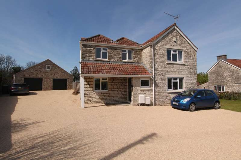5 Bedrooms Detached House for sale in Chilcompton, Near Bath