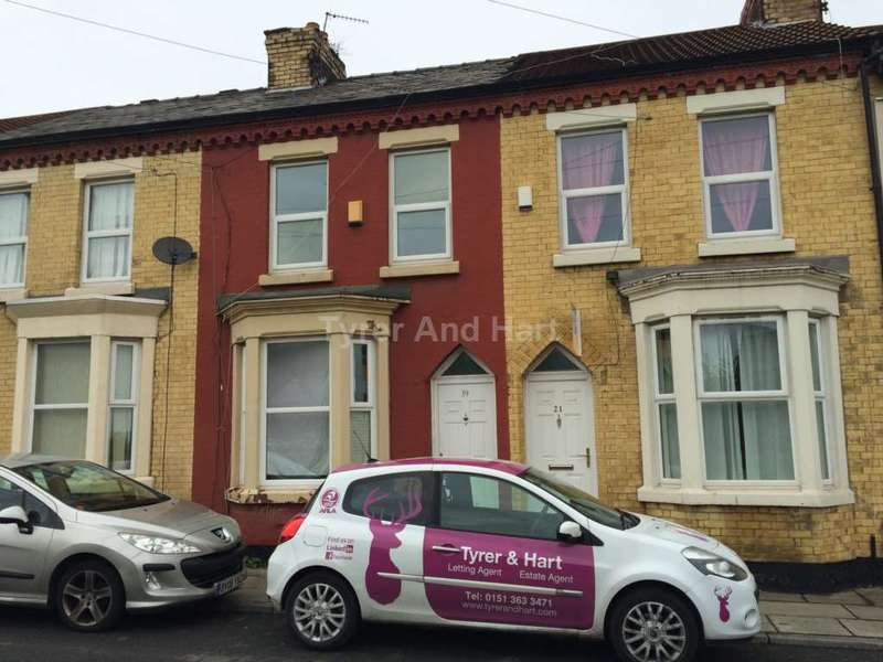 6 Bedrooms House Share for rent in Liverpool