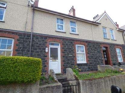 2 Bedrooms Terraced House for sale in Edward Street, Penmaenmawr, Conwy, LL34