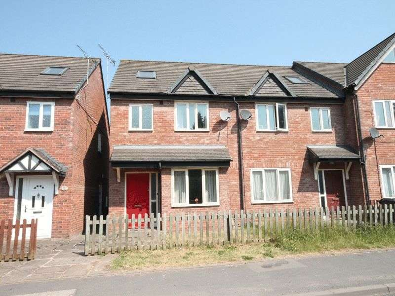 3 Bedrooms Terraced House for sale in Shrewsbury Road, Market Drayton