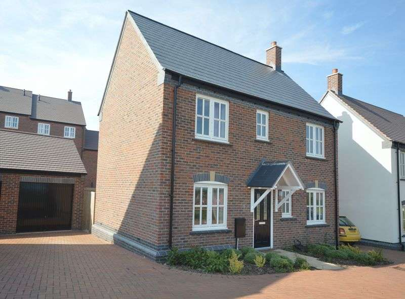 3 Bedrooms Detached House for sale in Craven Close, Lightmoor, Telford