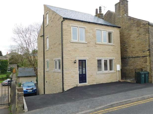 4 Bedrooms Detached House for sale in Main Street, Wilsden, Bradford