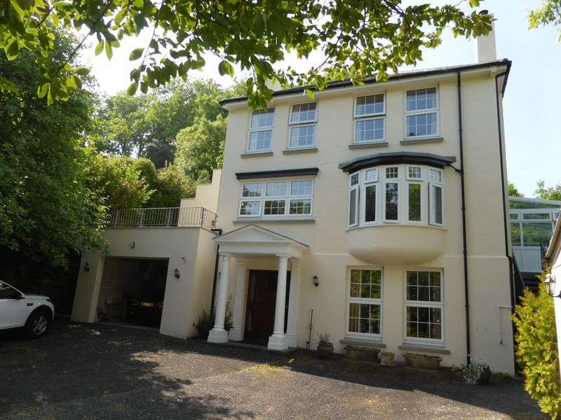 4 Bedrooms Detached House for sale in Edgcumbe Road, Lostwithiel