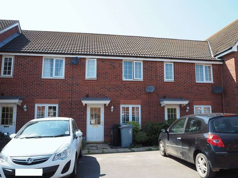 2 Bedrooms Terraced House for sale in Wickliffe Park, Claypole