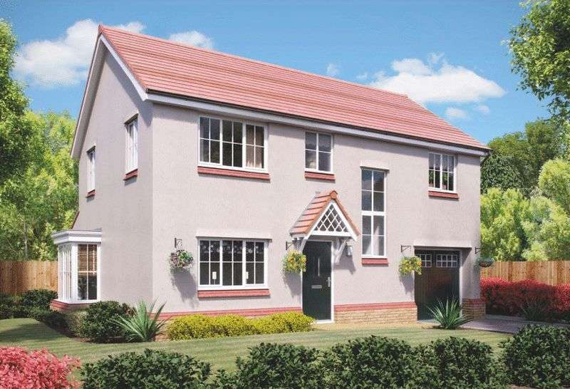 4 Bedrooms Detached House for sale in The Baybridge - Rectory Lane, Standish, WN6 0XD