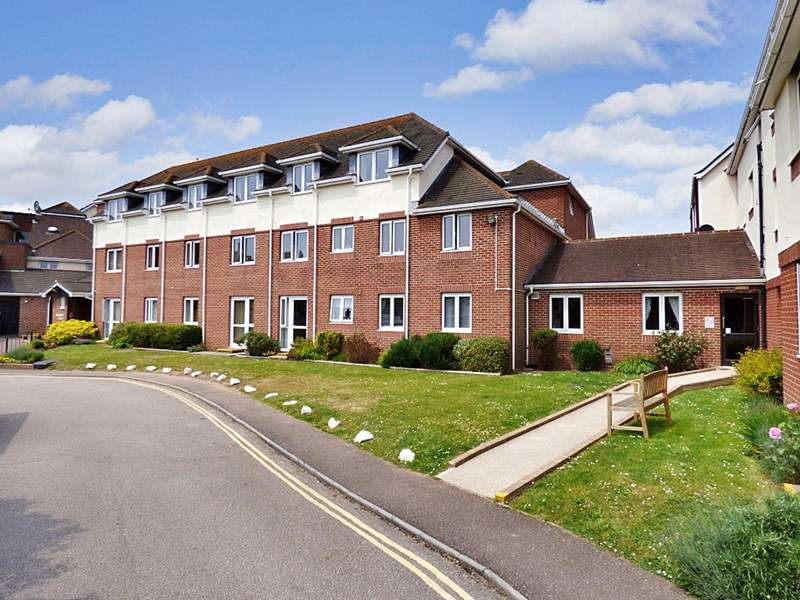 1 Bedroom Retirement Property for sale in Orcombe Court, Exmouth, EX8 2ET