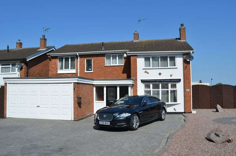 5 Bedrooms Detached House for sale in Melton Road Syston, Leicester