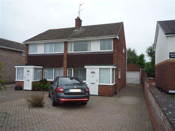 3 Bedrooms Semi Detached House for sale in Birch Lane, Haxby, York
