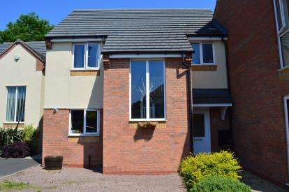 3 Bedrooms Semi Detached House for sale in Lichfield Road, Armitage, Near Lichfield, Staffordshire