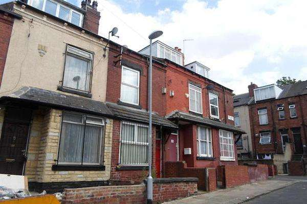 4 Bedrooms Terraced House for sale in Bellbrooke Place, Leeds