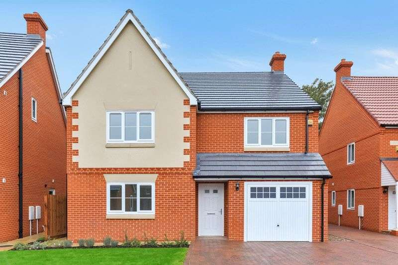 4 Bedrooms Detached House for sale in Plot 15, The Belvoir, Beacon Lane, Grantham