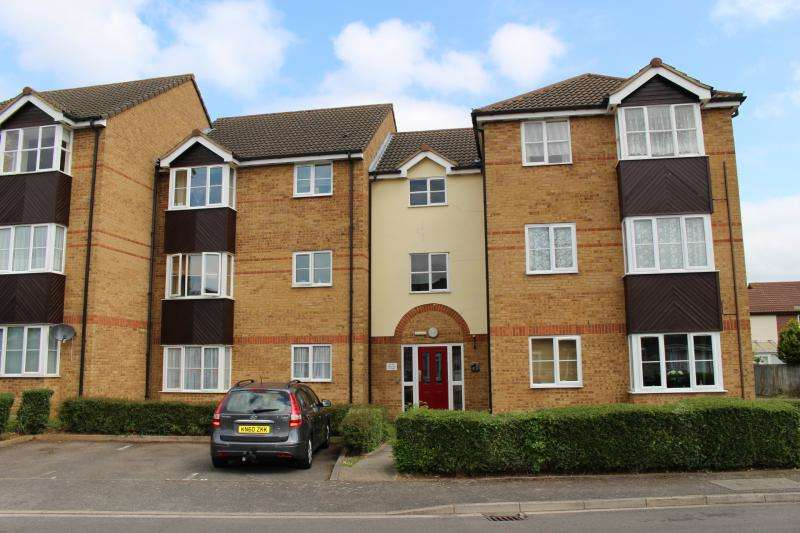 2 Bedrooms Flat for sale in FALCON CLOSE, DUNSTABLE