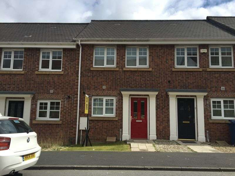 2 Bedrooms Terraced House for sale in Gowan Court, Jarrow
