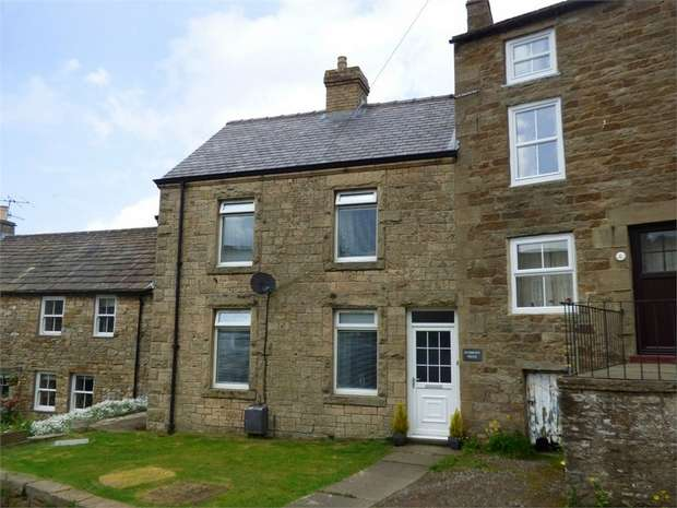 3 Bedrooms End Of Terrace House for sale in Overburn, Alston, Cumbria