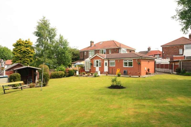 4 Bedrooms Semi Detached House for sale in Cobb Close, Crumpsall