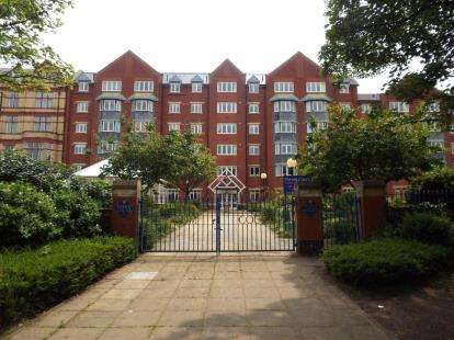 2 Bedrooms Retirement Property for sale in Forum Court, 80 Lord Street, Southport, Merseyside, PR8