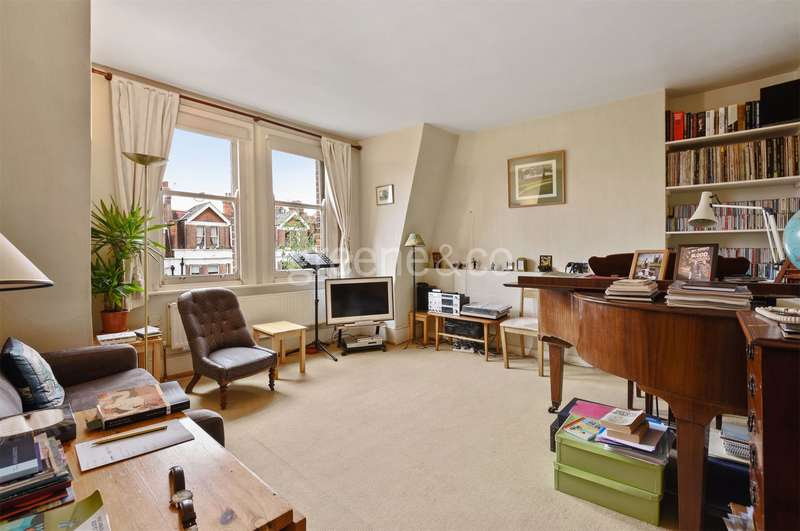 2 Bedrooms Flat for sale in Yale Court, Honeybourne Road, West Hampstead, NW6