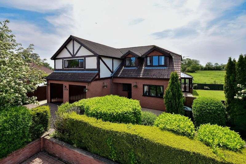 4 Bedrooms Detached House for sale in Steapas Close, Great Steeping