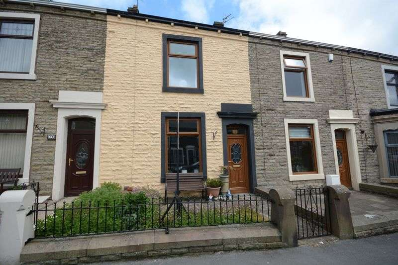 3 Bedrooms Terraced House for sale in Harwood Road, Rishton